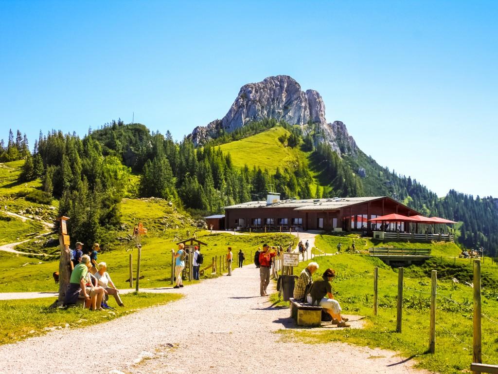 Wandern im Chiemgau