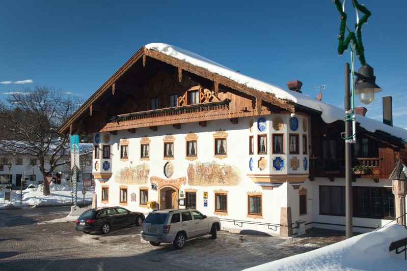 Gasthof Alter Wirt Bernau am Chiemsee