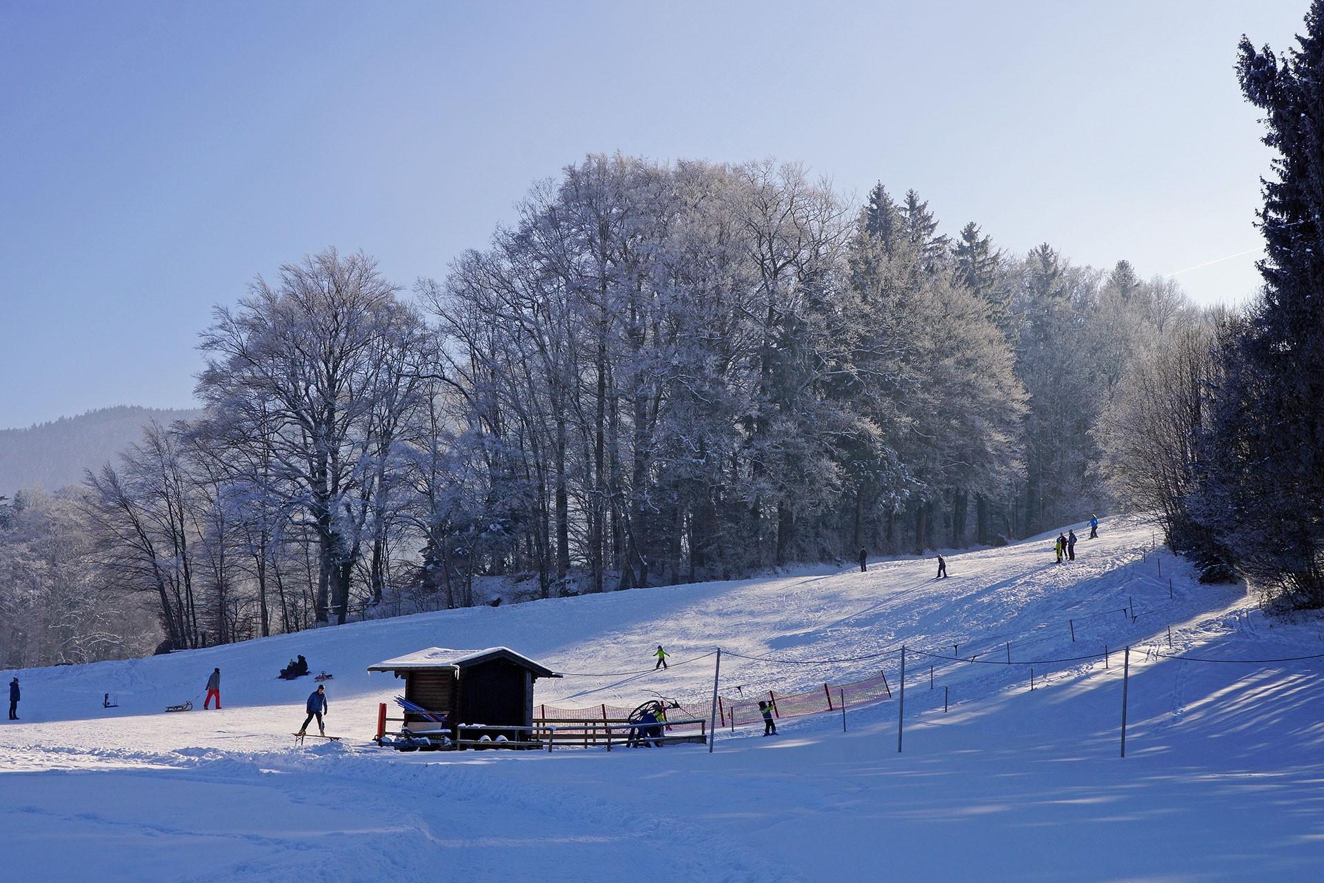 Winterurlaub am Chiemsee - Gasthof alter Wirt