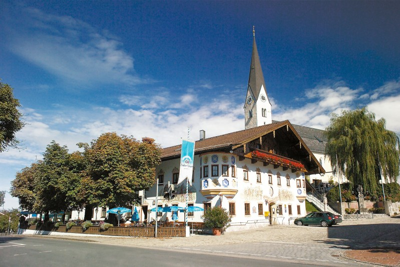 Alter Wirt - Gasthof Bernau am Chiemsee