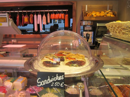 Sandwiches Metzgerei Stolz Bernau