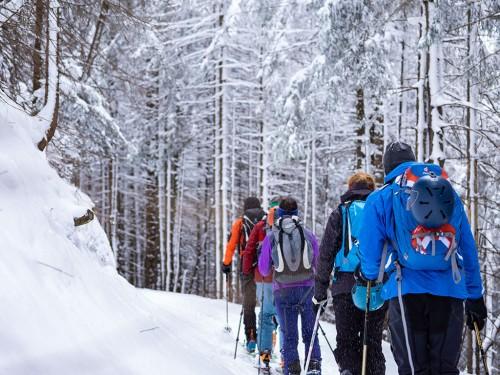 Skitour im Chiemgau