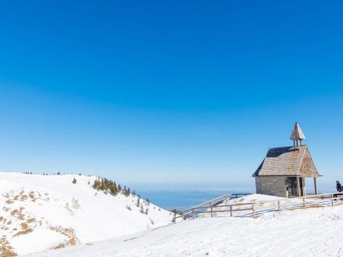Steinling Kapelle Kampenwand
